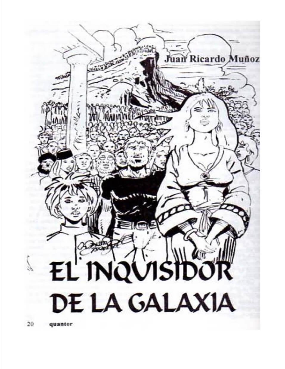 El inquisidor de la galaxia