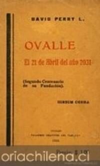 Ovalle, el 21 de abril del año 2031