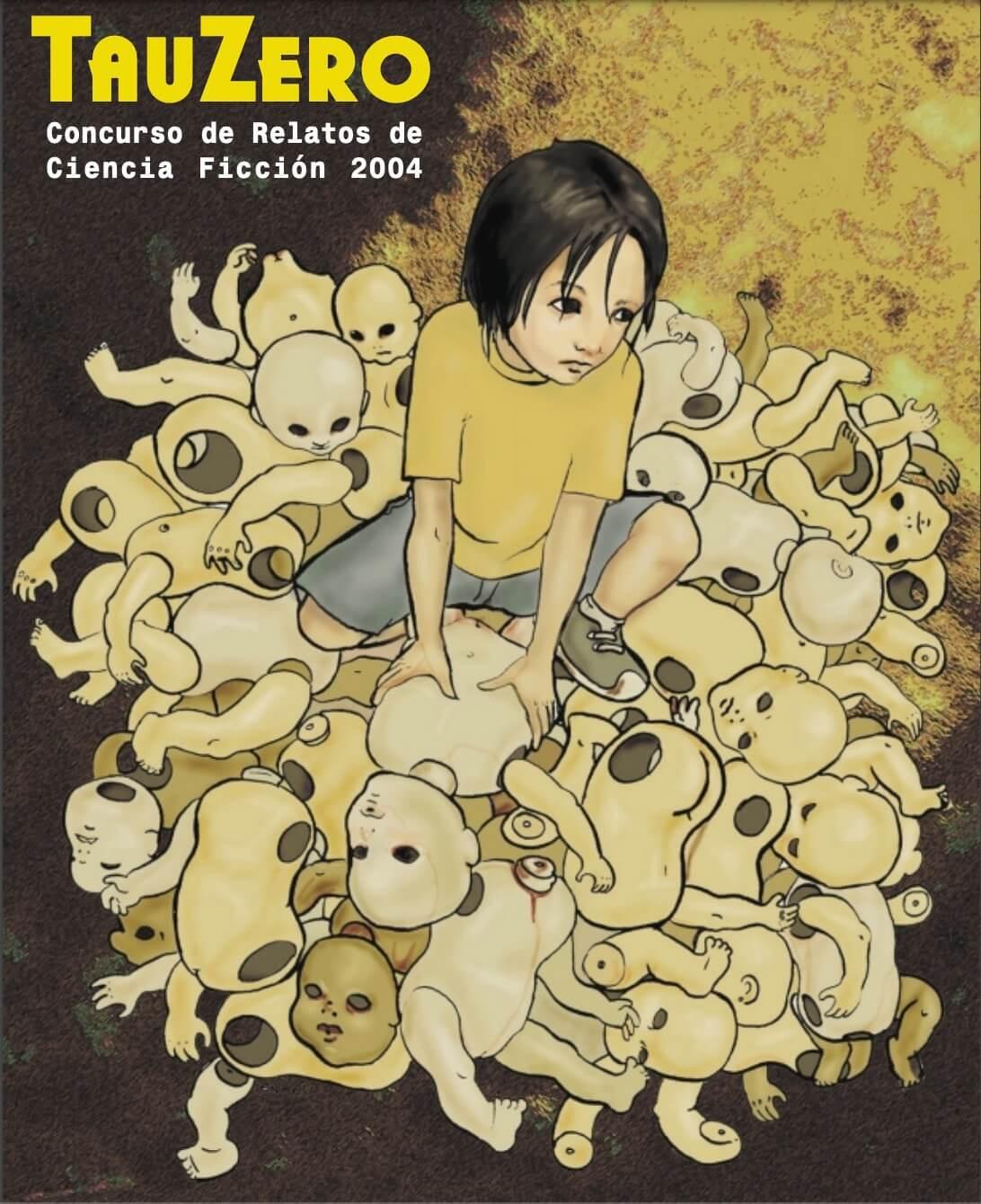 Revista TauZero Especial Relatos Ciencia Ficción 2004