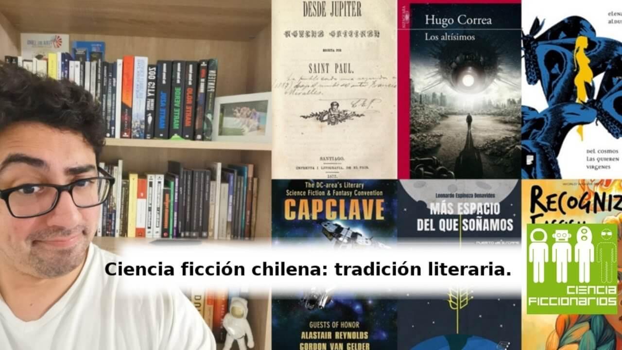 ciencia ficción chilena tradición literaria