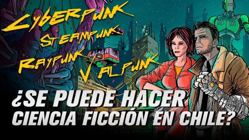 ¿Se puede hacer ciencia ficción en Chile?