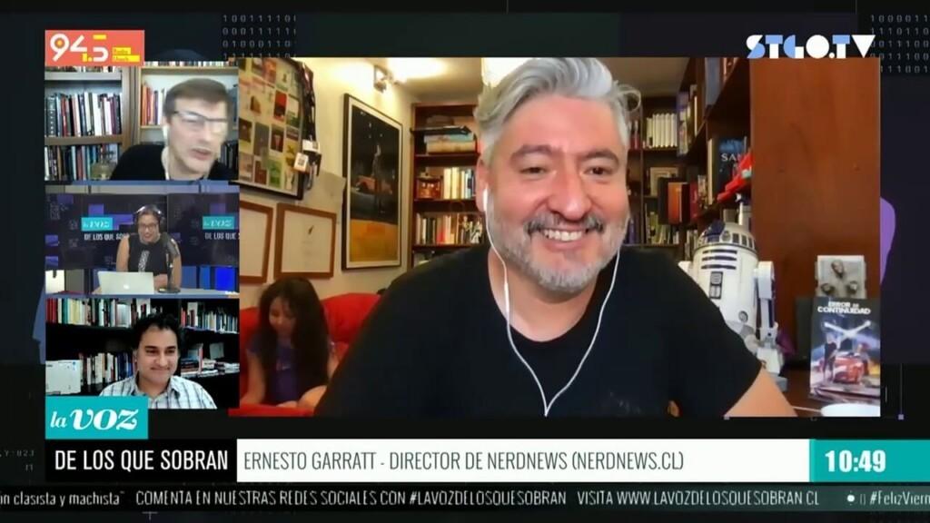 Entrevista Ernesto Garratt